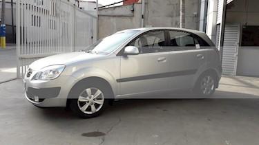 Foto venta Auto usado Kia Rio 5  EX 1.4L  (2009) color Gris precio $3.600.000