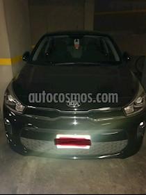 Foto Kia Rio Hatchback EX Aut usado (2017) color Negro Perla precio $180,000