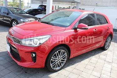 Foto venta Auto Seminuevo Kia Rio Hatchback EX Pack Aut (2018) color Rojo precio $255,000