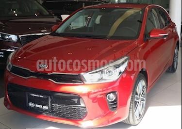 Foto venta Auto nuevo Kia Rio Hatchback EX Pack Aut color Rojo Fuego precio $319,900