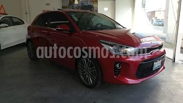 Foto venta Auto usado Kia Rio Hatchback EX Pack Aut (2018) color Rojo precio $269,000