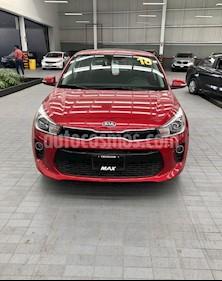 Foto venta Auto usado Kia Rio Hatchback EX (2018) color Rojo precio $270,900