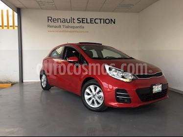 Foto venta Auto usado Kia Rio Hatchback EX (2017) color Rojo precio $205,000