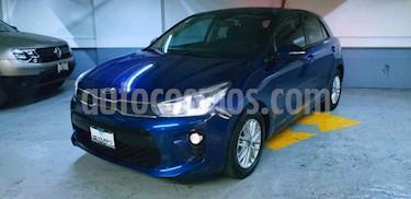Foto Kia Rio Hatchback EX Aut usado (2018) color Azul precio $245,000