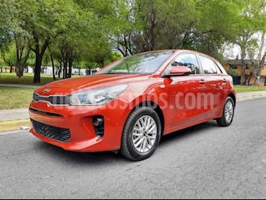 Kia Rio Hatchback LX Aut usado (2018) color Rojo precio $195,000