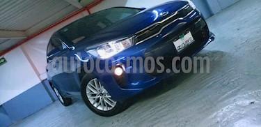 Foto Kia Rio Hatchback EX Aut usado (2018) color Azul precio $239,000