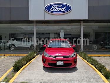 Kia Rio Hatchback LX usado (2019) color Rojo precio $215,000