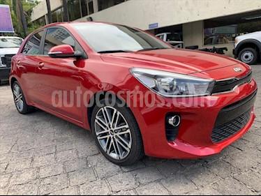 Kia Rio Hatchback EX Pack Aut usado (2018) color Rojo precio $259,000