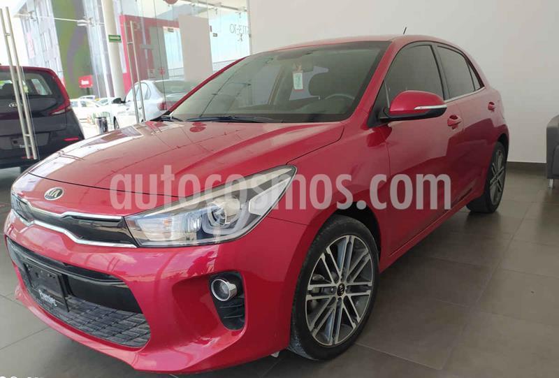 Kia Rio Hatchback EX Pack Aut usado (2018) color Rojo precio $252,000