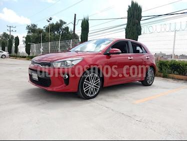 Kia Rio Hatchback EX usado (2019) color Rojo precio $279,900