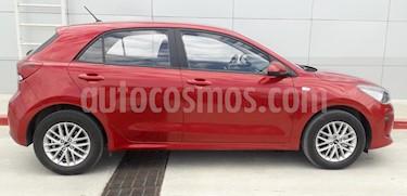 Kia Rio Hatchback LX usado (2018) color Rojo precio $195,000