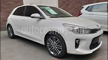 Kia Rio Hatchback EX Pack Aut usado (2018) color Blanco precio $225,000