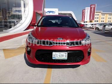 Foto Kia Rio Hatchback EX usado (2018) color Rojo precio $225,000