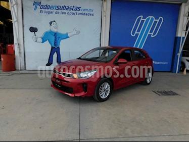 Kia Rio Hatchback LX usado (2018) color Rojo precio $85,000