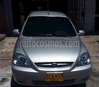 Foto venta Carro usado KIA Rio Sedan 1.5L LS Stylus  (2015) color Plata precio $21.500.000