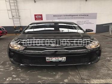 Foto venta Auto usado Kia Rio Sedan 4p LX L4/1.6 Man (2017) color Negro precio $239,000
