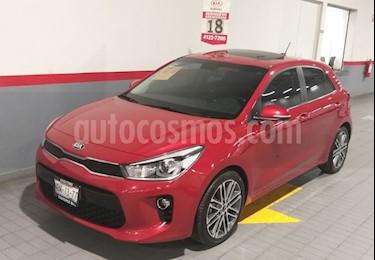 Foto venta Auto usado Kia Rio Sedan 5p EX L4/1.6 Aut Pack (2018) color Rojo precio $283,000