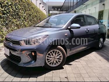 Foto Kia Rio Sedan 5p LX L4/1.6 Aut usado (2018) color Azul precio $219,000