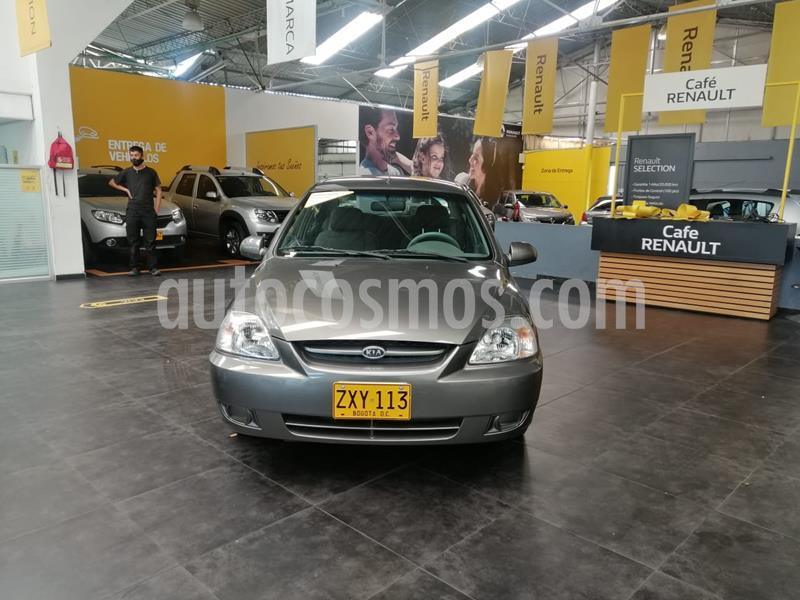 Foto KIA Rio Sedan 1.5L LS Stylus  Ac  usado (2014) color Gris precio $21.000.000
