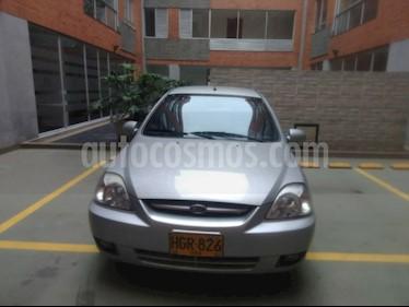 KIA Rio Sedan 1.5L Stylus   usado (2014) color Plata precio $21.500.000