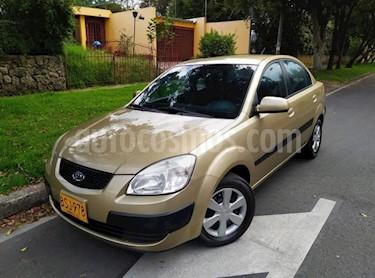 KIA Rio Sedan 1.4L  EX Xcite  usado (2006) color Beige precio $17.500.000