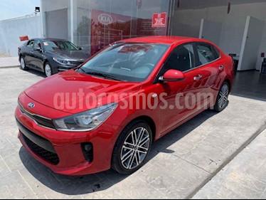 Foto venta Auto usado Kia Rio Sedan EX Aut (2019) color Rojo precio $286,900