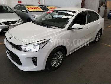 Foto venta Auto usado Kia Rio Sedan EX Aut (2018) color Blanco precio $228,000