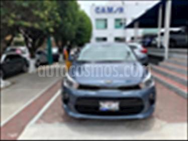 Foto venta Auto usado Kia Rio Sedan EX Aut (2018) color Azul Marino precio $239,900