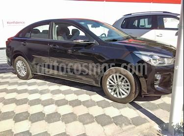 Foto venta Auto usado Kia Rio Sedan EX Aut (2018) color Negro Perla precio $270,000
