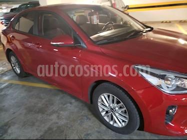 Foto venta Auto usado Kia Rio Sedan EX Pack Aut (2018) color Rojo precio $250,000