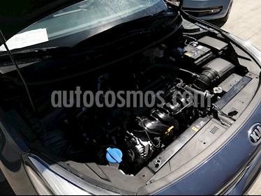 Foto venta Auto usado Kia Rio Sedan EX (2018) color Azul precio $267,805