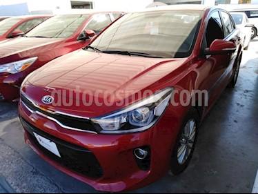Foto venta Auto usado Kia Rio Sedan EX (2018) color Rojo precio $210,000