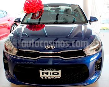 Foto venta Auto nuevo Kia Rio Sedan EX color Azul precio $287,900