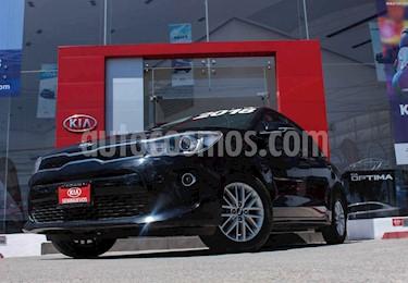 Foto Kia Rio Sedan EX usado (2018) color Negro precio $225,000