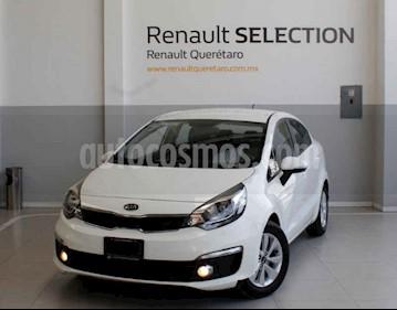 Foto venta Auto usado Kia Rio Sedan EX (2016) color Blanco precio $175,000