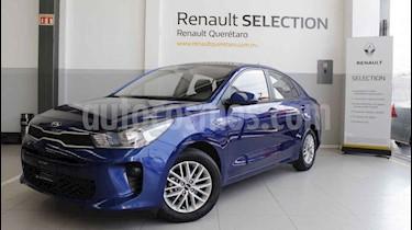 Foto venta Auto usado Kia Rio Sedan L Aut (2019) color Azul precio $240,000