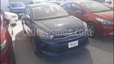 Foto venta Auto usado Kia Rio Sedan L (2018) color Azul precio $209,000