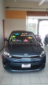 Foto venta Auto usado Kia Rio Sedan L (2019) color Azul precio $228,900