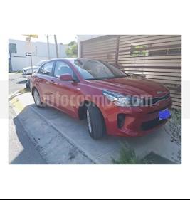 Foto venta Auto Seminuevo Kia Rio Sedan LX Aut (2018) color Rojo precio $200,000