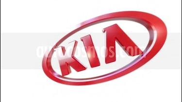 Foto venta Auto usado Kia Rio Sedan LX Aut (2019) color Rojo precio $239,000