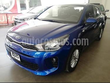 Foto venta Auto usado Kia Rio Sedan LX Aut (2018) color Azul precio $230,000
