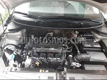 Kia Rio Sedan LX Aut usado (2018) color Plata precio $225,000