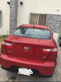 Foto venta Auto usado Kia Rio Sedan LX (2017) color Rojo precio $190,000