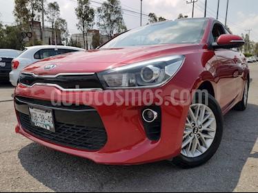 Foto venta Auto usado Kia Rio Sedan LX (2018) color Rojo precio $230,000