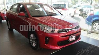 Foto venta Auto Seminuevo Kia Rio Sedan LX (2018) color Rojo precio $215,000