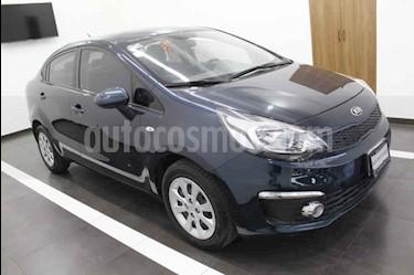 Foto Kia Rio Sedan LX usado (2017) color Negro precio $179,000