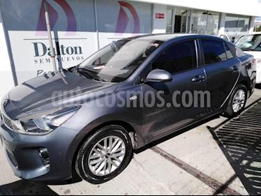 Foto venta Auto Seminuevo Kia Rio Sedan LX (2018) color Azul precio $196,000