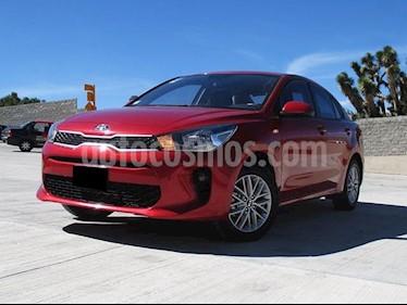 Foto Kia Rio Sedan LX usado (2018) color Rojo precio $209,000