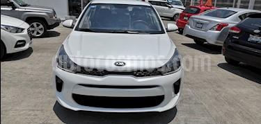 Kia Rio Sedan L usado (2018) color Blanco precio $173,000