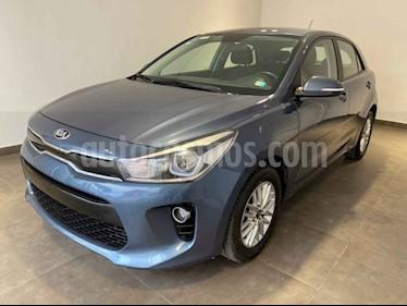 Kia Rio Sedan EX Aut usado (2018) color Azul precio $229,000